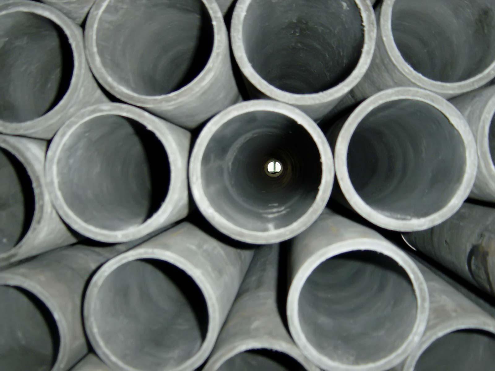 Асбестоцементные трубы для наружной канализации