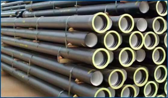 Чугунные трубы для наружной канализации