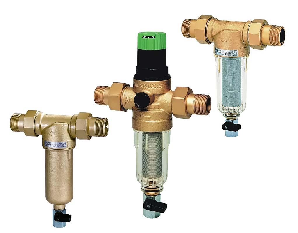 Фильтр для насосной станции тонкой очистки