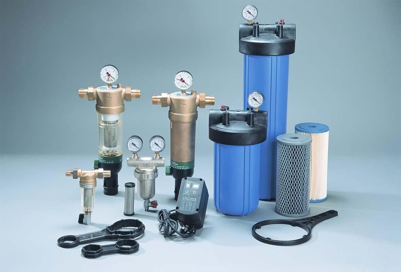 Обзор фильтра воды для насосной станции