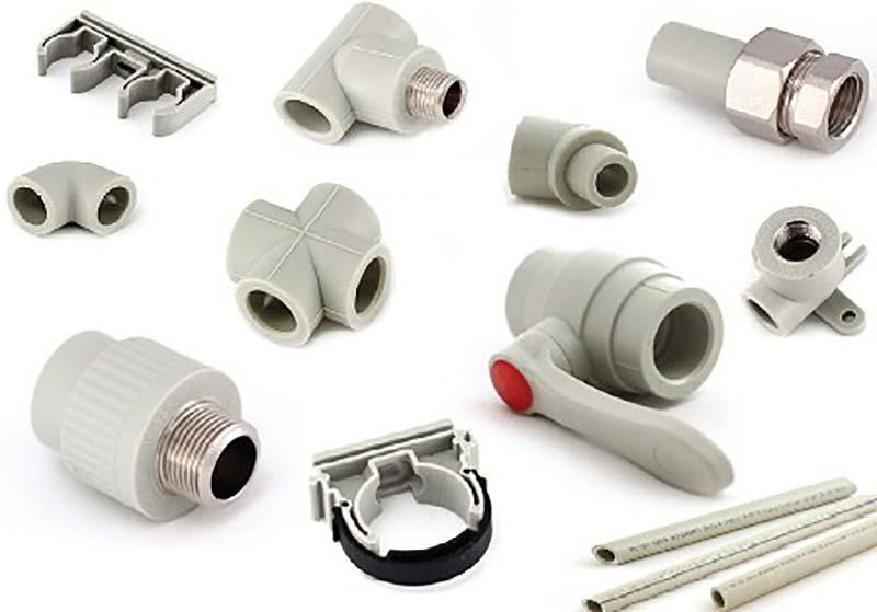 Разновидности фитингов для канализации