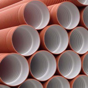 Виды гофрированных труб для канализации