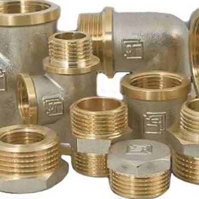 Металлические фитинги для канализационных труб