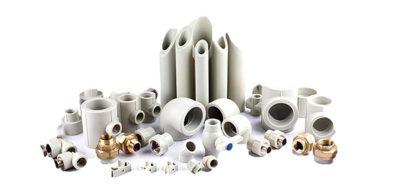 Пластиковые фитинги для канализационных труб