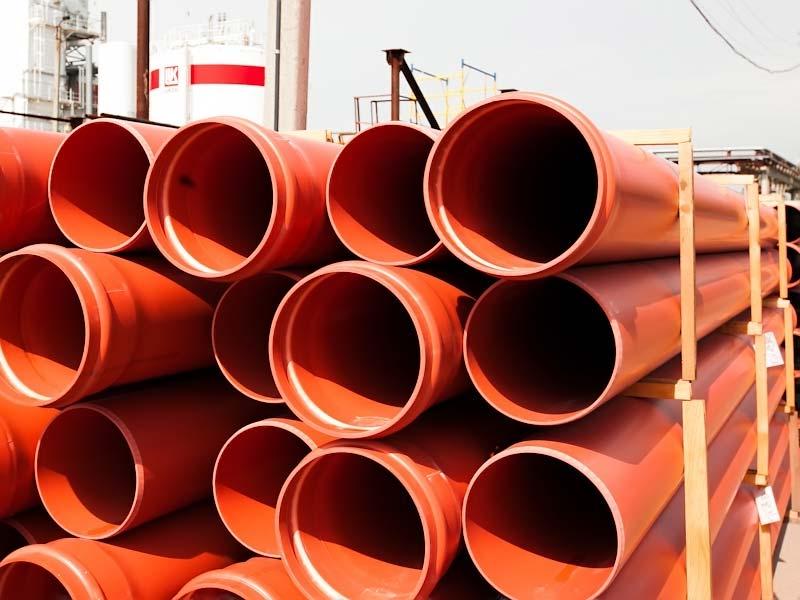 Пластиковые трубы для наружной канализации 110 мм