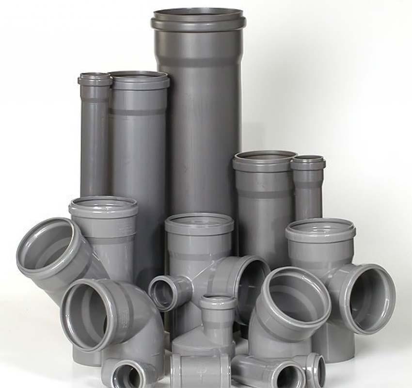 Полипропиленовые трубы внутренней канализации
