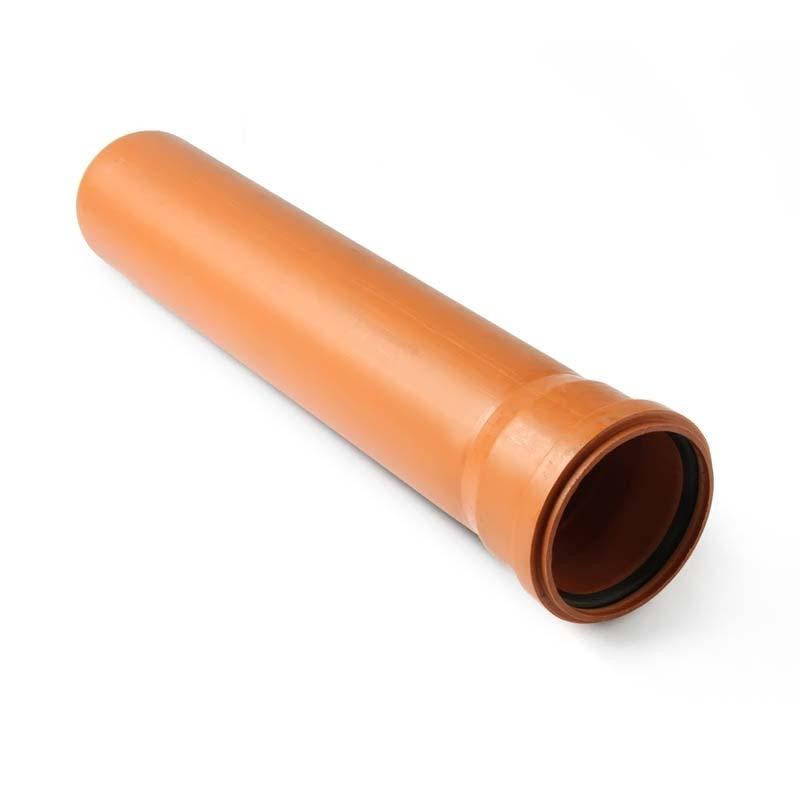 Характеристика трубы для наружной канализации диаметра 110 мм