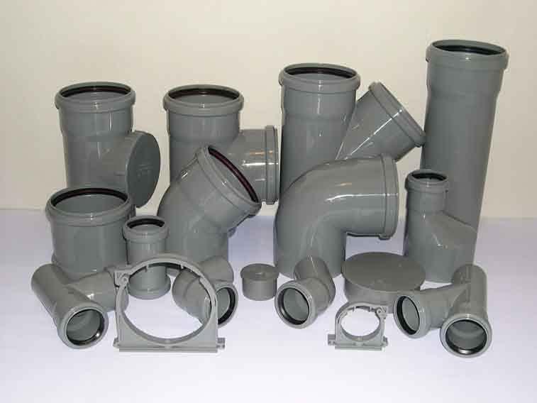 Трубы для внутренней канализации полиэтиленовые