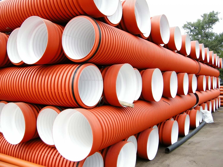 Трубы наружной канализации полипропиленовые
