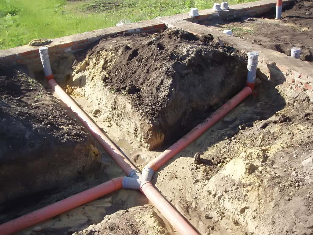 Особенности устройства канализации