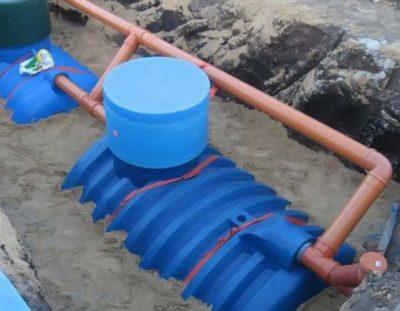 Виды автономной канализации