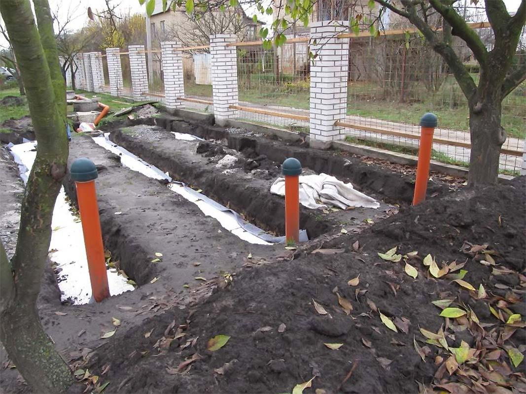 Вентиляция в автономной канализации