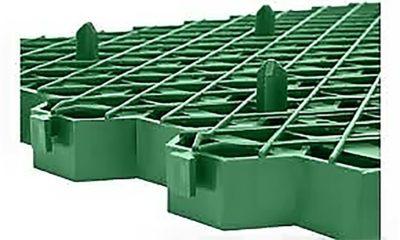 Газонная решетка из пластика