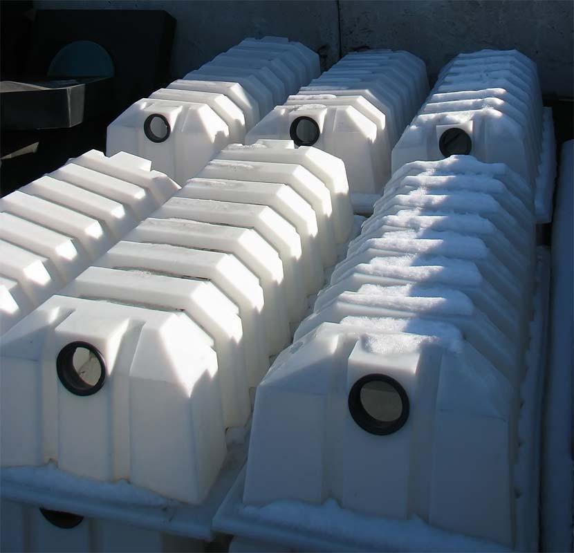 Инфильтраторы для септика своими руками
