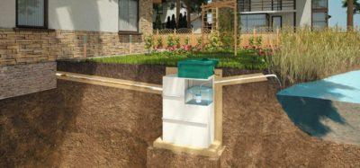 Что такое септик и отличия от автономной канализации