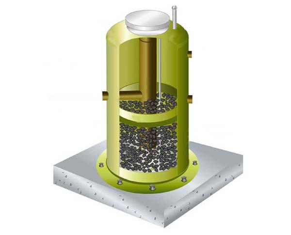 сорбционный фильтр воды